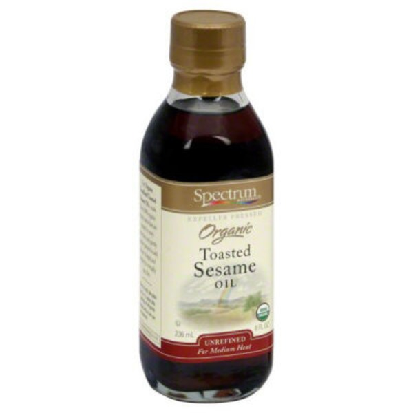 Spectrum Organic Toasted Sesame Oil