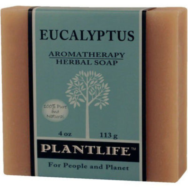 Plantlife Eucalyptus Band Soap