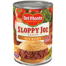 Del Monte Hickory Sloppy Joe Sauce