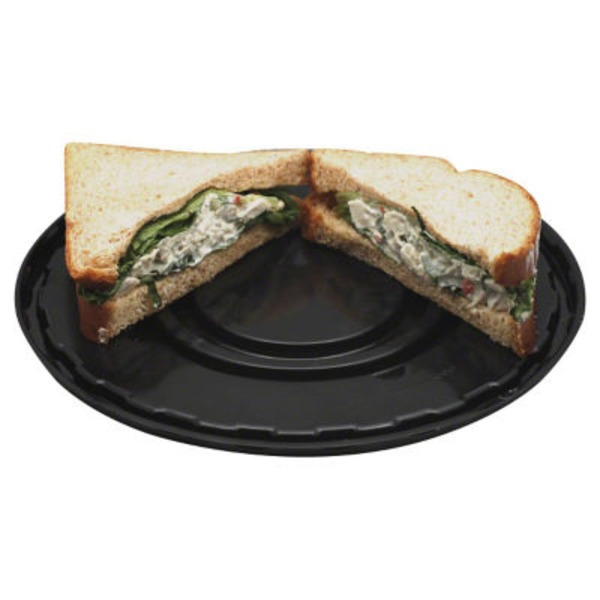 Hill Country Fare Deli Style Homestyle Chicken Salad Sandwich On Wheat