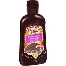 Smucker's Magic Shell Chocolate Pretzel Topping