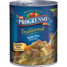 Progresso Split Pea With Ham Soup