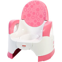 Fisher-Price Custom Comfort Potty Girl