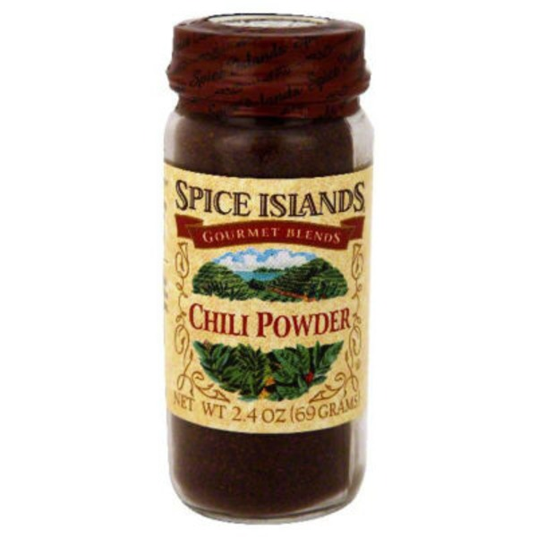 Spice Islands Gourmet Blends Chili Powder