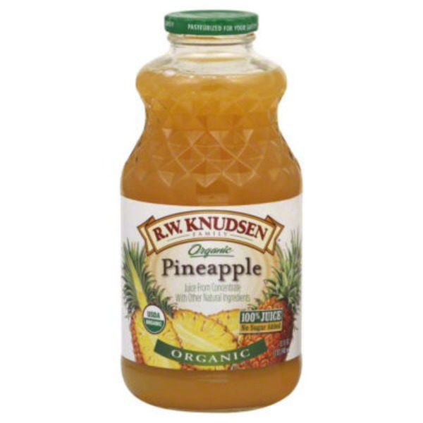 R.W. Knudsen Family Organic Juice Pineapple