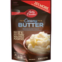 Betty Crocker Homestyle Creamy Butter Mashed Potatoes