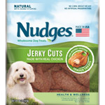 Nudges Chicken Jerky Cuts Dog Treats