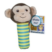 Garanimals Hand Rattle Assortment