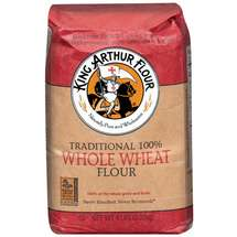 King Arthur Traditional 100% Whole Wheat Flour
