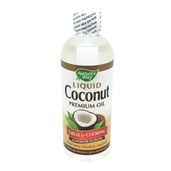 Nature's Way Premium Liquid Coconut Oil