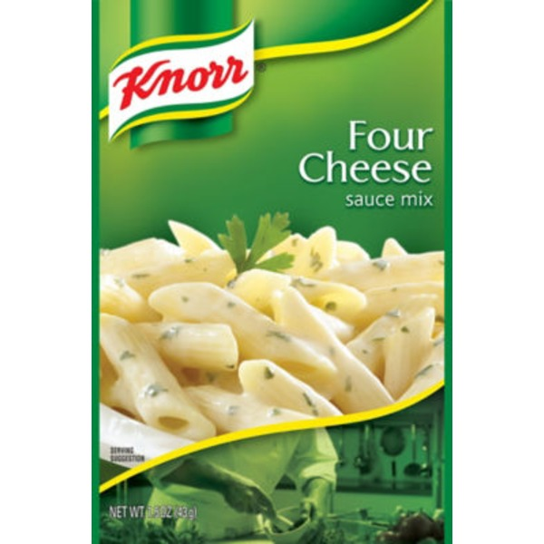 Knorr Four Cheese Pasta Sauce Mix