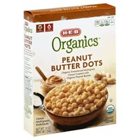 H-E-B Organcis Peanut Butter Dots Cereal