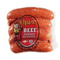 Opa's Beef Smoked Sausage