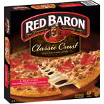Red Baron 4-Meat Classic Crust Pizza