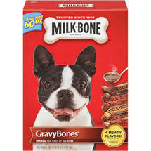 Milk Bone Gravy Bones