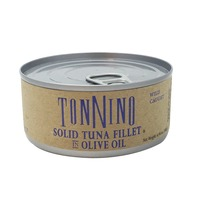 Tonnino Tuna Solid Canned Olive Oil
