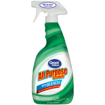 Great Value All Purpose Cleaner With Bleach