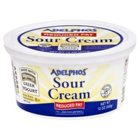 Adelphos Reduced Fat Sour Cream with Greek Yogurt