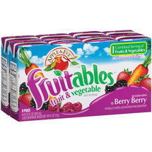 Apple & Eve Berry Fruit & Vegetable Juice Fruitables