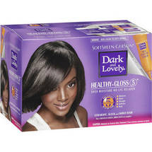 Dark & Lovely Super No-Lye Conditioning Relaxer System For Coarse Hair