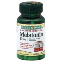 Nature's Bounty Melatonin 10 MG - 60 CT