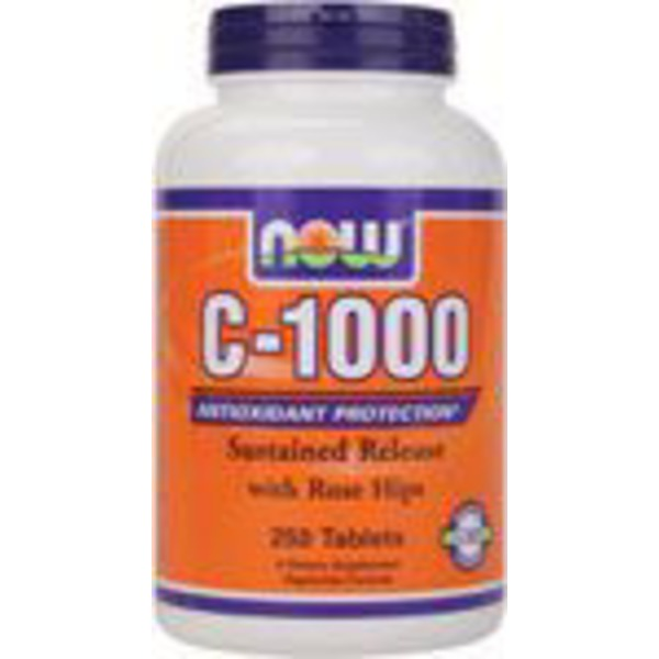 Now Vitamin C1000 With Rose Hips