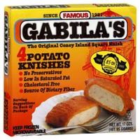 Gabilas Potato Knishes