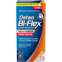 Osteo Bi-Flex Joint Health Triple Strength Dietary Supplement Coated Tablets
