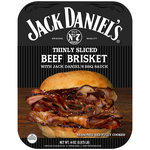 Jack Daniel's Thinly Sliced Beef Brisket
