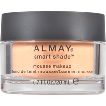 Almay Smart Shade Mousse Foundation Light