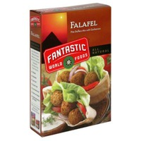Fantastic World Foods Falafel Vegan
