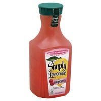 Simply Beverages with Raspberry Lemonade