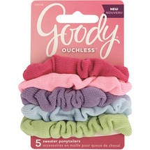 Goody Ouchless Sweater Ponytailers