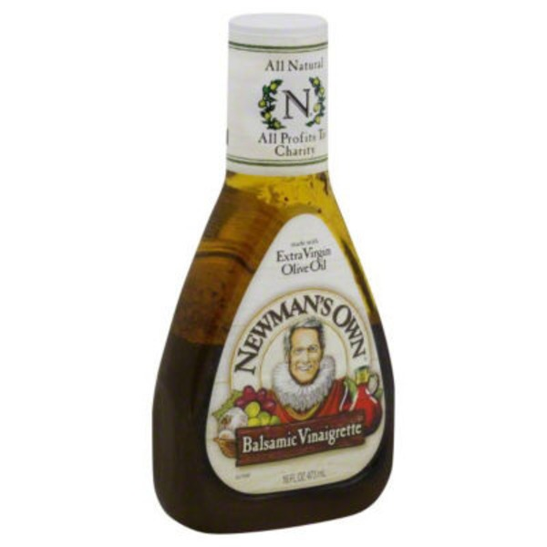Newman's Own Balsamic Vinaigrette