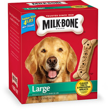 Milk-Bone Original Dog Biscuits - for Large-sized Dogs