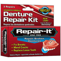 D.O.C. Repair-It Advanced Denture Repair Kit