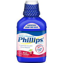 Phillips Wild Cherry Milk of Magnesia