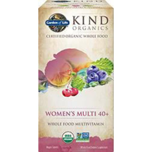 Garden of Life Kind Ogranics Womens 40 Multi