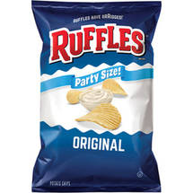 Ruffles Original Ridged Potato Chips