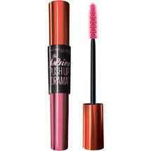 Maybelline New York The Falsies Push Up Drama Mascara Blackest Black