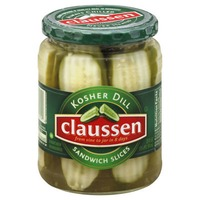 Claussen Sandwich Slices Dill Pickles