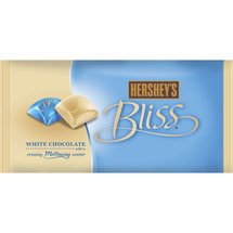 Hershey's Bliss White Chocolate with a Creamy Meltaway Center