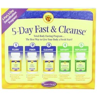 Nature's Secret 5 Day Fast & Cleanse