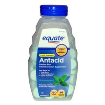 Equate Extra Strength Antacid Chewable Tablets