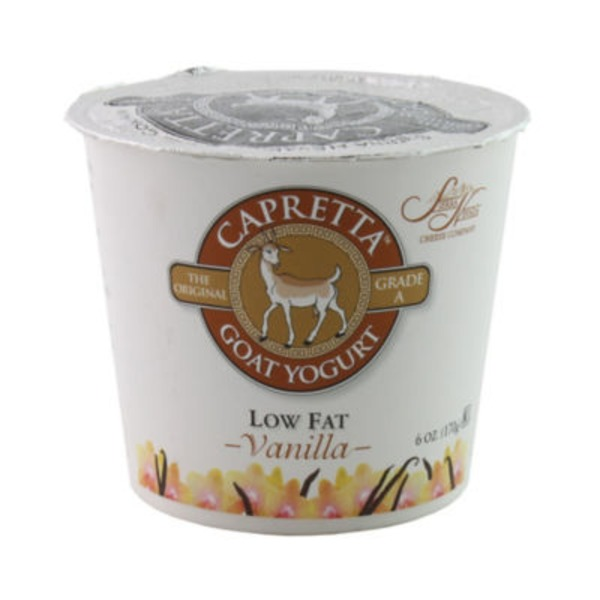 Capretta Non-Fat Goat Milk Yogurt