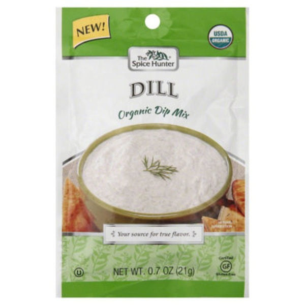 The Spice Hunter Spice Hunter Organic Dill Dip