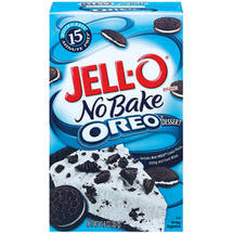 Jell-O No Bake Oreo Cheesecake Dessert Mix