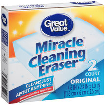 Great Value Miracle Cleaning Eraser