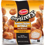 Tyson Boneless Honey Barbeque Anytizers Chicken Wings