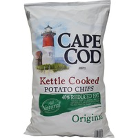 Cape Cod Original Kettle Cooked 40% Reduced Fat Potato Chips